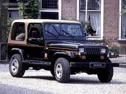 1996 jeep wrangler specs and photos strongauto