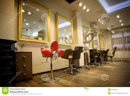 beauty salon interior stock photo image 40470881