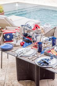 pottery barn patio furniture pottery barn 4th of july celebration with the ultimate red white