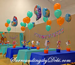 guppies ariel birthday party lets celebrate