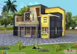 Style House Contemporary Style House Luxurious Contemporary Style House Plan
