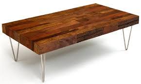 Coffee Table Wood Modern Meeting Rustic Coffee Table Woodland Creek Furniture