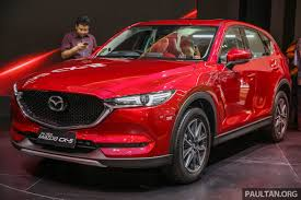 new mazda suv giias 2017 second gen mazda cx 5 launched in indonesia 2 5l