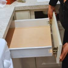 Kitchen Cabinet Drawers Metabox Installation Ana White - Kitchen cabinet drawer
