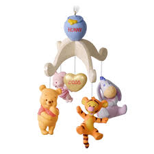 baby u0027s first christmas winnie the pooh collection ornament