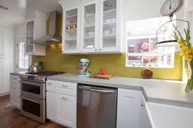 small space kitchen designs metal chrome chair under wall cabinet