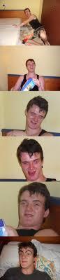 Ten Guy Meme - the full stoner guy funny