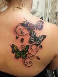 Butterfly Tattoos - best 25 butterfly tattoos ideas on monarch