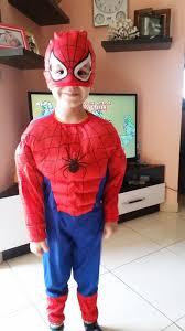 wholesale children spiderman costume kids halloween christmas