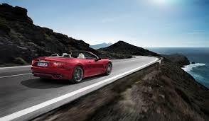 new maserati convertible new maserati granturismo mc and granturismo convertible sport