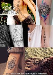 yoga tattoo pictures yoga tattoos by artwaysachinktattoos on deviantart