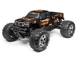 rc monster jam trucks hpi racing savage xl flux rtr 1 8 4wd electric monster truck