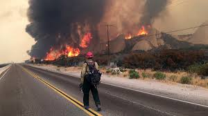 Bc Wildfire Highway Closures by I 15 Reopens Some Evacuations Lifted As Blue Cut Fire Scorches