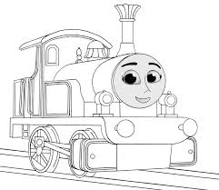 wonderful thomas friends coloring pages