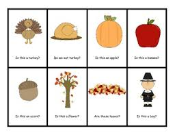 thanksgiving theme pre k wh questions by sutherland tpt