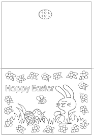 25 easter colouring ideas easter basket