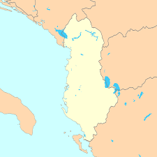 Blank Map Of The Caribbean by Outline Map Of Albania Full Size
