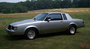 Buick Grand National Car Buick Turbo T Proven 10 Second Car Same As Grand National