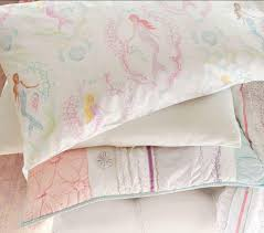 bailey mermaid quilt cover pottery barn kids au
