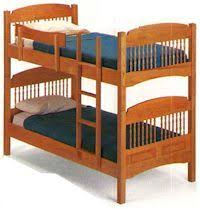 Free Bunk Bed Plans Twin by Free Woodworking Plans To Build An Rh Inspired Kenwood Twin Over