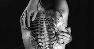 13 badass realistic biomech tattoos tattoodo