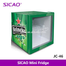 49litres glass door mini bar refrigerator hotel mini bar fridge