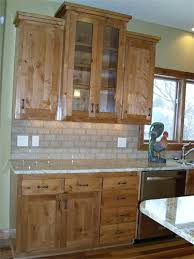 Knotty Kitchen Cabinets Cabinets Unlimited Inc Photo Gallery