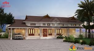 Kerala Home Plan Single Floor Square Feet 4 Bhk Single Floor Contemporary Home Design