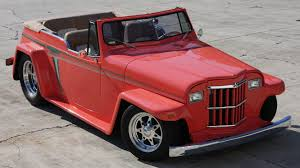 willys jeepster 1950 willys jeepster s344 indy 2012