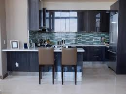 eat in kitchen floor plans eat in kitchen island contempo smoke gray polished glass mosaic