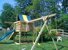 backyard swing sets costco outdoor bed set plans