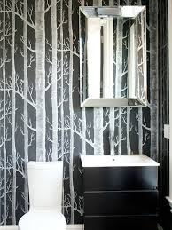 nature theme wood wallpaper bathroom designs and toilet design