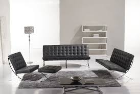 Modern Genuine Leather Sofa Modern Genuine Leather Sofa Set 9151 In Barcelona Style Shop For