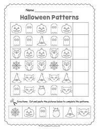 17 best halloween worksheets images on pinterest halloween