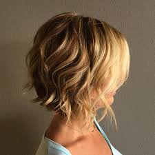 haircut bob wavy hair 50 most delightful short wavy hairstyles