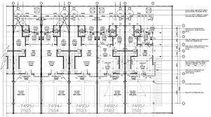 House Floor Plan Measurements Semi Detached House Floor Plans House And Home Design