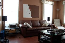 accent chairs for brown leather sofa living room color ideas with brown leather furniture what area rug