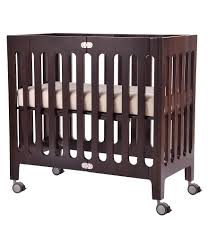 Solid Wood Mini Crib by Bloom Alma Mini Crib Dillards