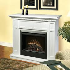 electric fireplace contemporary closed hearth built flame ember 70