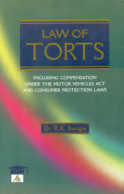 law of torts with consumer protection act 1 e pb buy law of