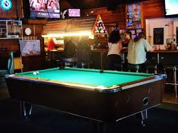 bars with pool tables near me bar pool table rentals party boston new york hartford pertaining to