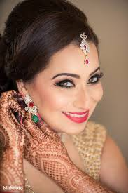 60 Best Indian Bridal Makeup Tips For Your Wedding Indian Bride Makeup The World Of Make Up