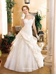 taffeta off the shoulder fall wedding dress with organza underlay