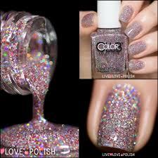 color club jitters nail polish love tahiry collection nail art