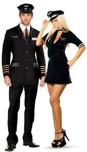 Gretel Halloween Costume Pan Stewardess Pilot Couples Costume Idea