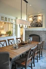Room Design Pics - heard around the office kitchen paneling bricks woods and