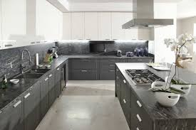 white and gray kitchen ideas gray and white kitchen designs captainwalt