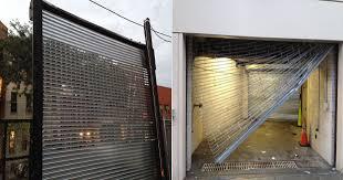 Overhead Roll Up Garage Doors Overhead Garage Door Or Rolling Gate