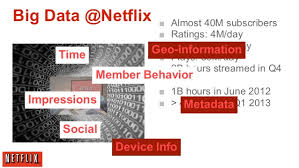 elastic nets big personal the data and the models netflix recommendatio