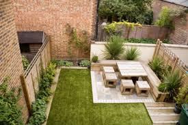 L Shaped Garden Design Ideas The Low Maintenance Garden Garden By Earth Designs Www Flickr
